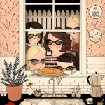 mailydegnan has an awesome Instagram This illustration of cat burglarshellip