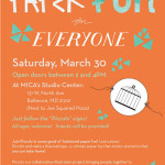 This Saturday: Paper Fun for Everyone! Hosted by Píccolo