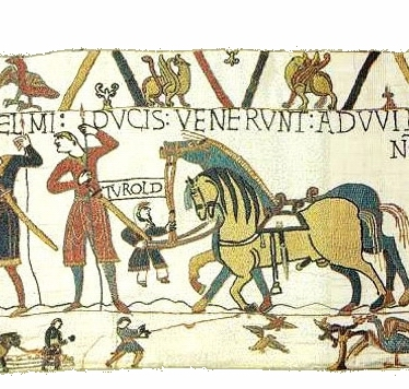 Bayeux teppet