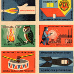 Time Travel Tuesday: Vintage Matchbook Covers