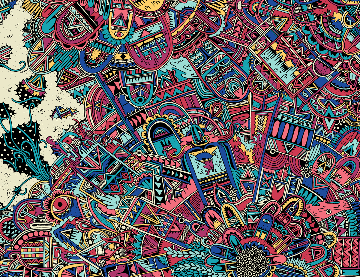 Hipster Pattern Wallpaper Iphone