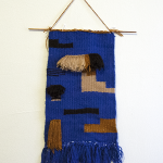 MINNA's Weavings with Plenty of Texture and Fringe