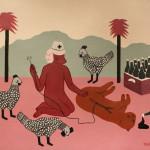 Talita Hoffmann's Dreamlike Paintings