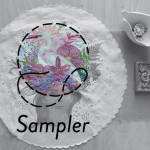 Introducing SAMPLER! A Contemporary Embroidery Project