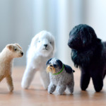 Soft Sculptures Animals by Mount Royal Mint