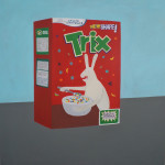 El Grio Paints Banal Objects from the 1980's & 90's