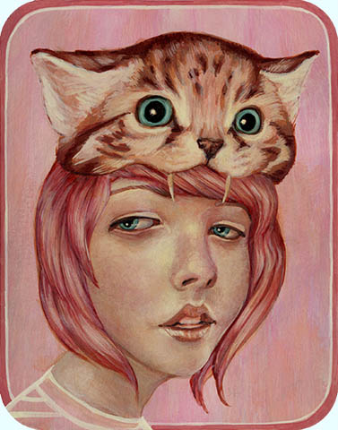 Casey Weldon - Painting