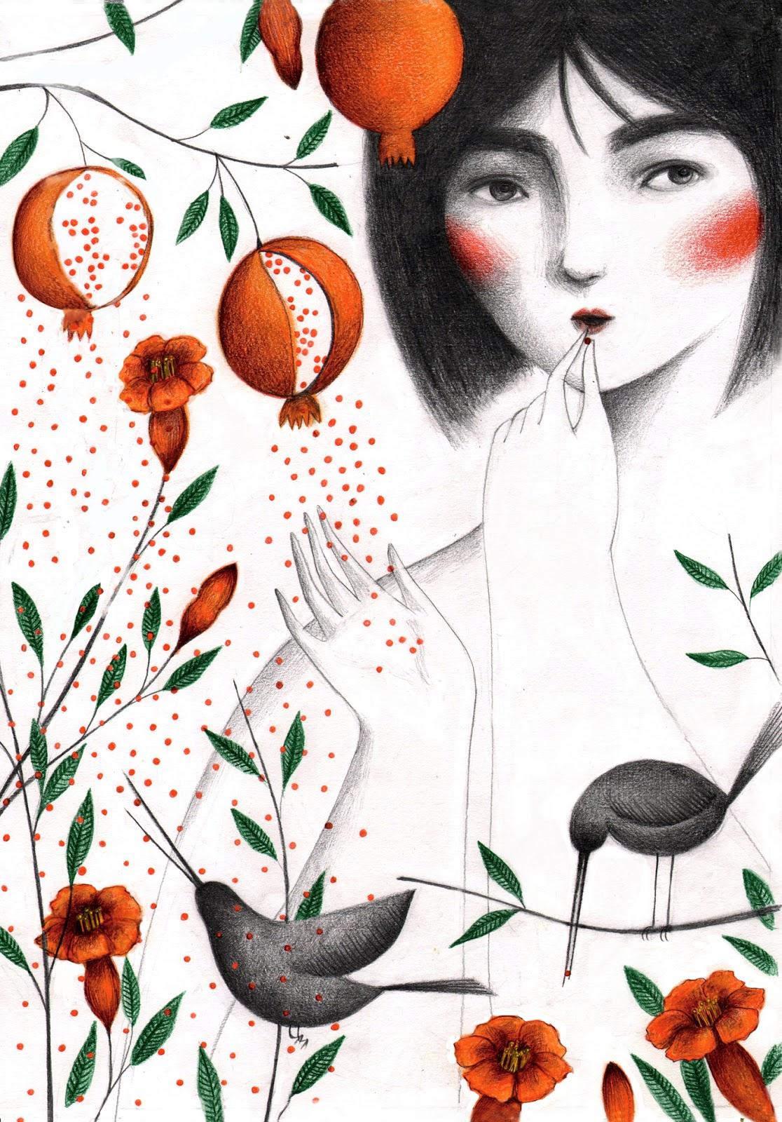 Giulia Illustration