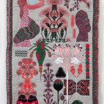 Kustaa Saksi's Jacquard Weavings