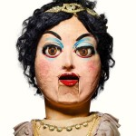 Ventriloquist Dummies' Portraits: Strange, Yet Beautiful?