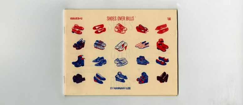 Hannah K. Lee - Shoes Over Bills