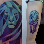 Sasha Unisex Tattoos Remind Me of Lisa Frank Stickers