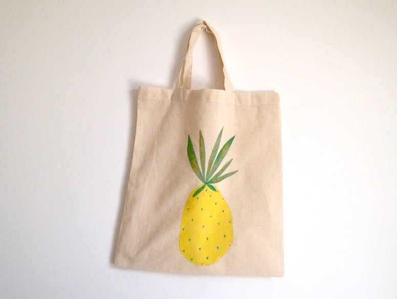 Cotton tote by MI+ED design