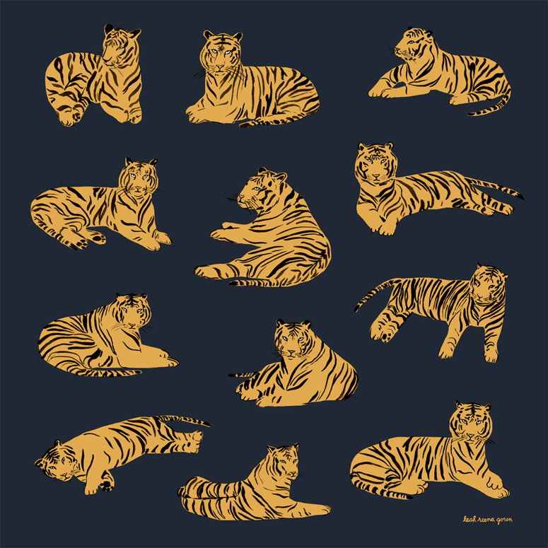 scarf-web-tigers