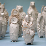 Sophie Woodrow's Ceramics Feature Mysterious Characters
