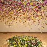 Rebecca Louise Law's Stunning Floral Installations