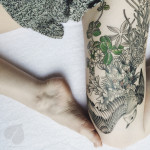 Saturday Roundup: Tattoos I've Seen Lately and Liked