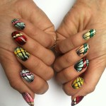 Friday Roundup: Nail Art I've Seen Lately and Liked