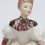 Jessica Harrison's Tattooed Porcelain Ladies