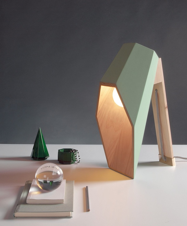 Wonderful lamp! Wood Spot - Alessandro Zambelli