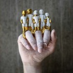 The Divine Gold-Dipped Jewelry of Qian Yang