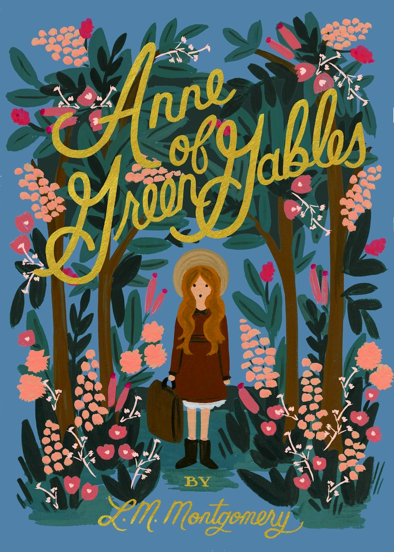 Cover by Anna Bond of Rifle Paper Co.