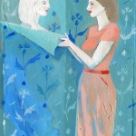 The Differences Between Marianna Sztyma's Paintings and Illustrations