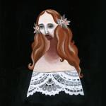 "BPB's October Header Illustration: ""Lucy"" by Katy Horan"