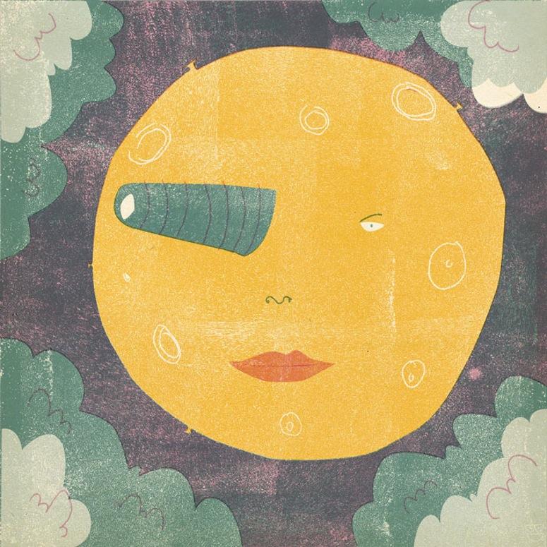 Le Voyage dans la Lune - Moon