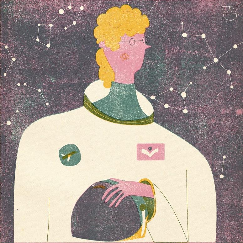Raumfahrerin