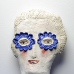 Claire Loder's Intriguingly Strange Ceramic Heads