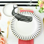Yvonne Ellen Pairs Vintage Plates to Create Playful Diptychs