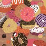 Boyoun Kim's Visually-Enticing Illustrations