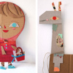 Adorable Assemblages Beautifullly Tie Together Disparate Matrials
