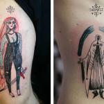 Illustrators with Ink: Tarmasz
