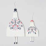 Sweet Ceramics Inspired by Romanian Folklore, Awesome!