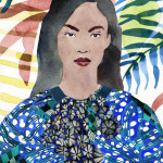 Gorgeous Illustrations of Fashions You'll Want to Wear