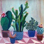 lauragserventi paints the plants I dream about owning and nothellip