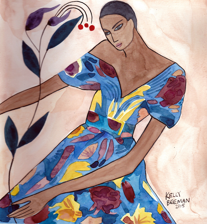Kelly Beeman S Fashionable Figures Inspired By Art History