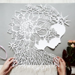 Silhouettes by Eugenia Zoloto Transform Oridinary Portraits into Splendorous Nature Scenes