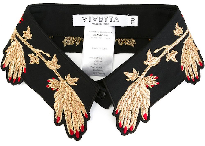 Vivetta collar