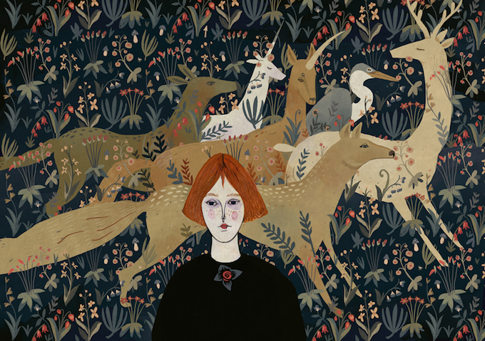 Illustration by Alexandra Dvornikova