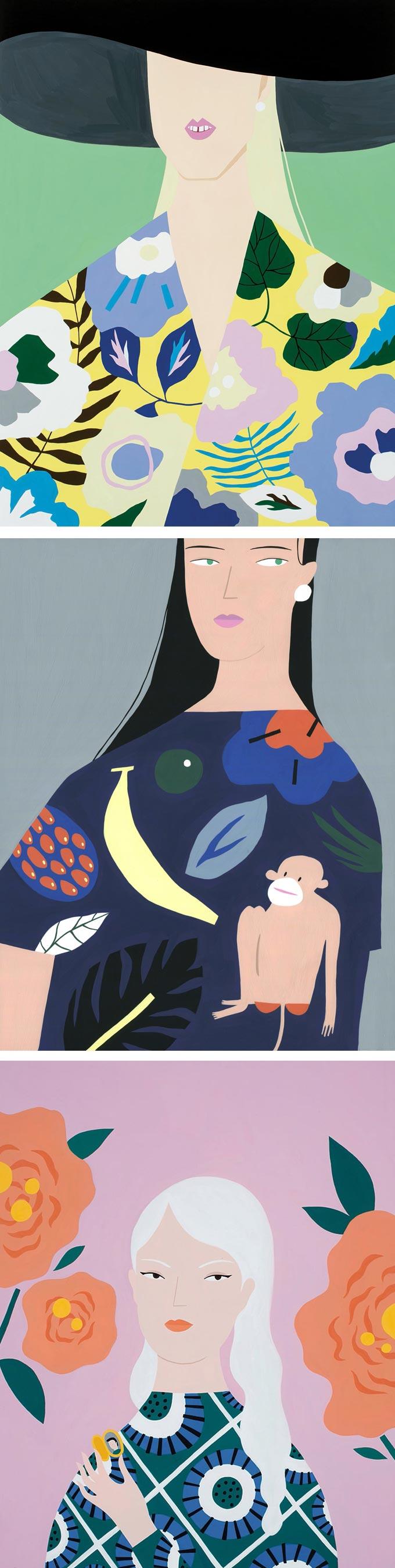 Ayumi Takahashi illustration