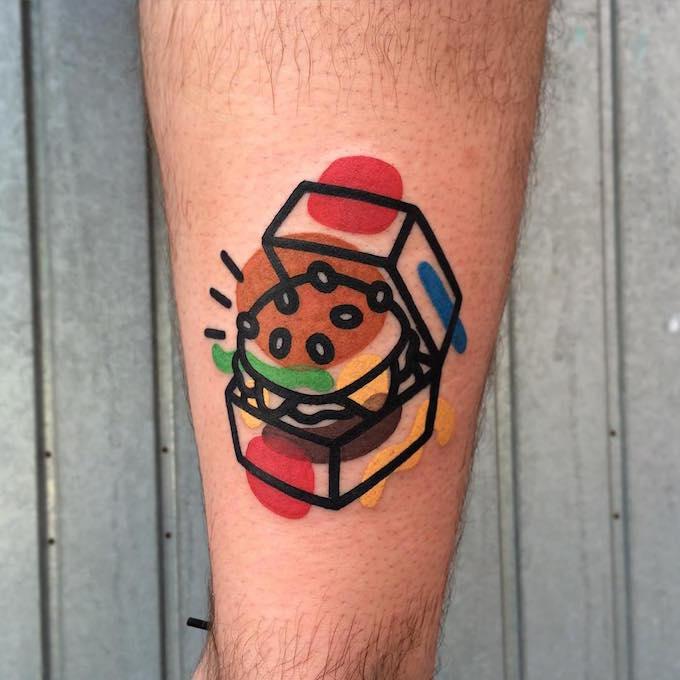 Tattoo by Mattia Mambo
