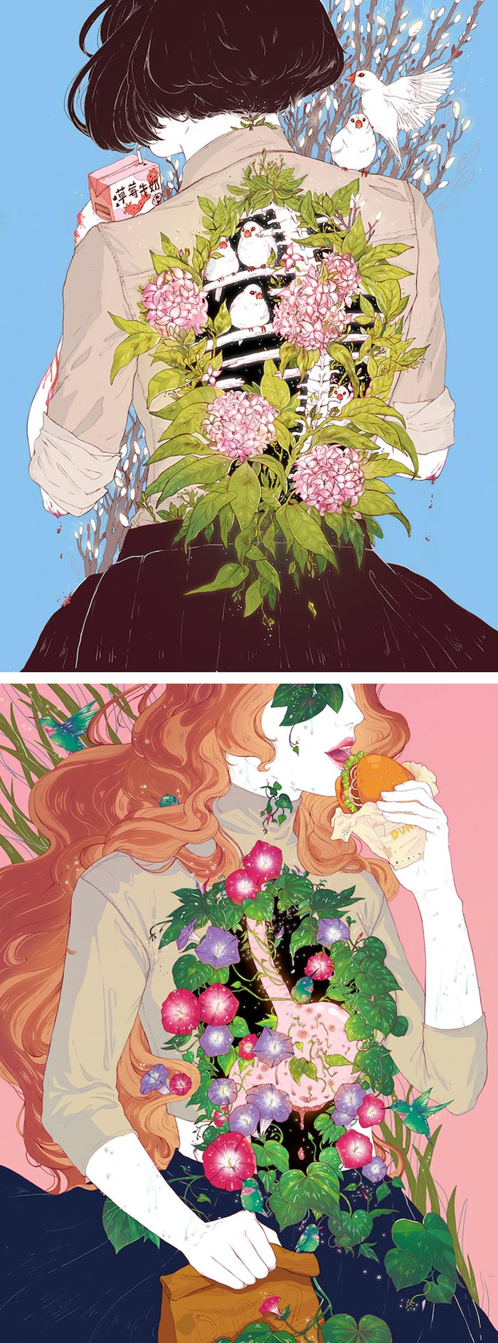 Illustration by Aster Hung