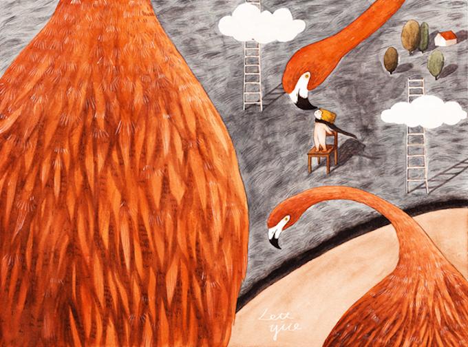 Illustration by Lett Yice