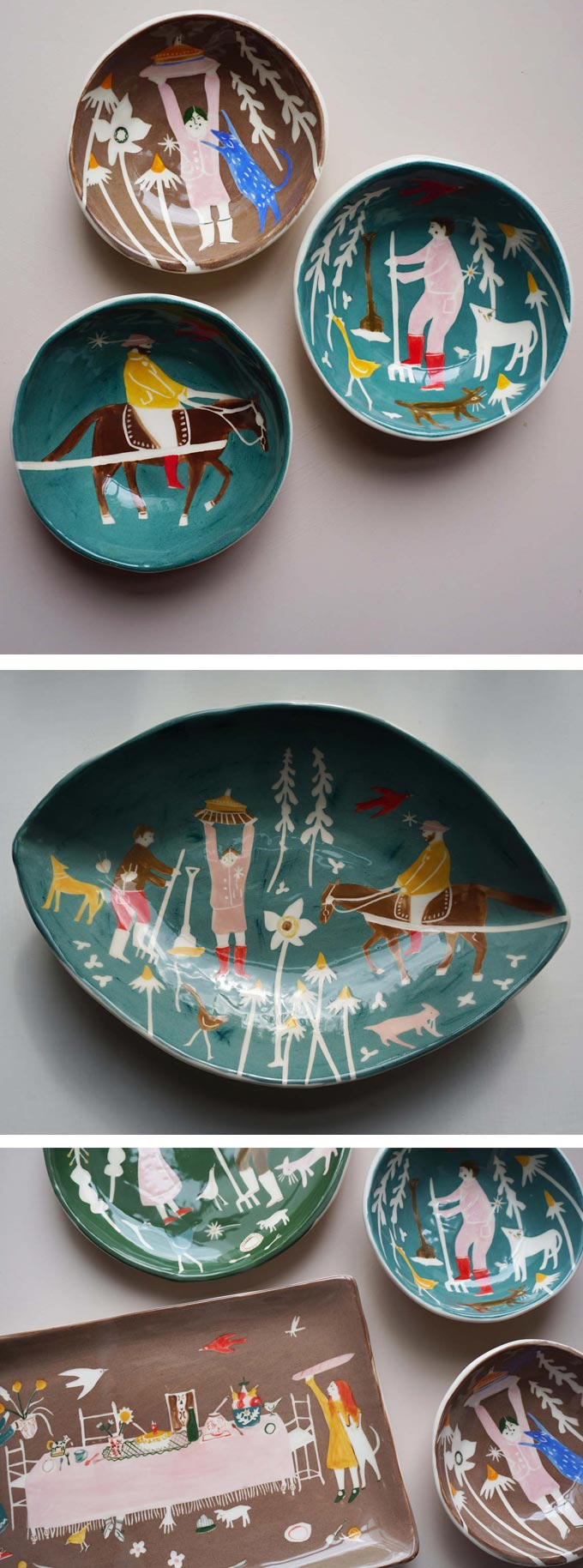 Ceramics by Polly Fern