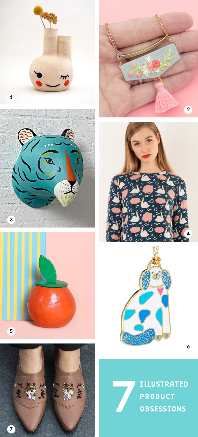 Illustrated Product Obsessions, August 26, 2016