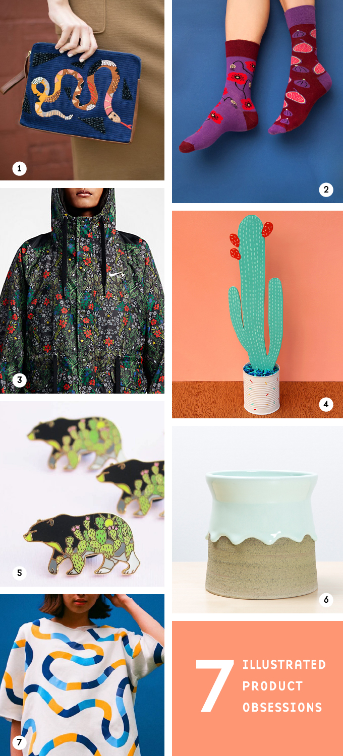 Illustrated Product Obsessions