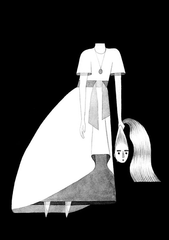 "Eleni Kalorkoti ""Ghost"""